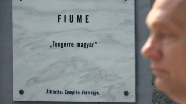 Sporan spomenik o Rijeci u Budimpešti: Mađari sad tvrde da je natpis krivo preveden