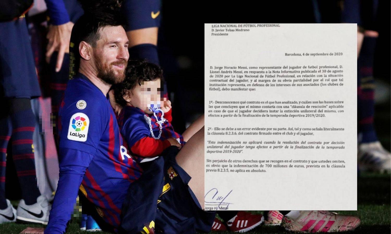 Jorge Messi poludio: O kakvih 700 milijuna eura vi pričate?!