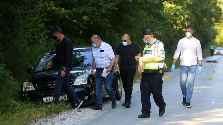 Teška nesreća kod Karlovca: U naletu auta poginuo biciklist
