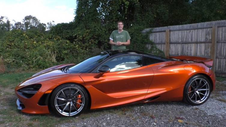 Želi prodati svoj superluksuzni automobil, ali samo za Bitcoine