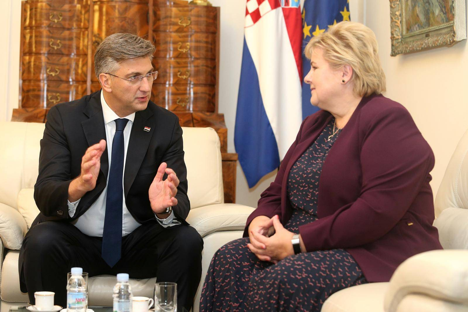 Solberg: Integracija zapadnog Balkana u NATO i EU je važna