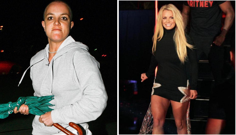 Britney nekada brijala glavu, a sada traži psihijatrijsku pomoć