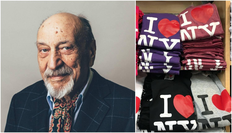 Dizajner logotipa 'I Love NY' preminuo na svoj 91. rođendan