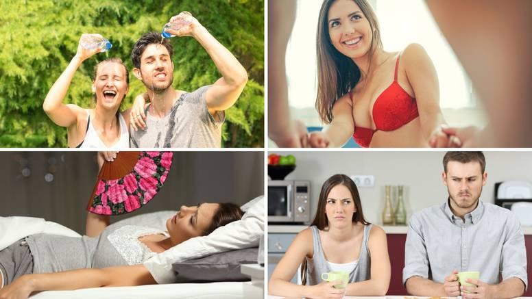 Kako podnose vrućinu: Lav mrzi znojenje, Bik uživa u ležanju, a Škorpion misli samo na seks