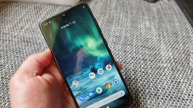 Nokia 7.2 u velikoj gužvi: Lijep izgled i Google jaki su joj aduti