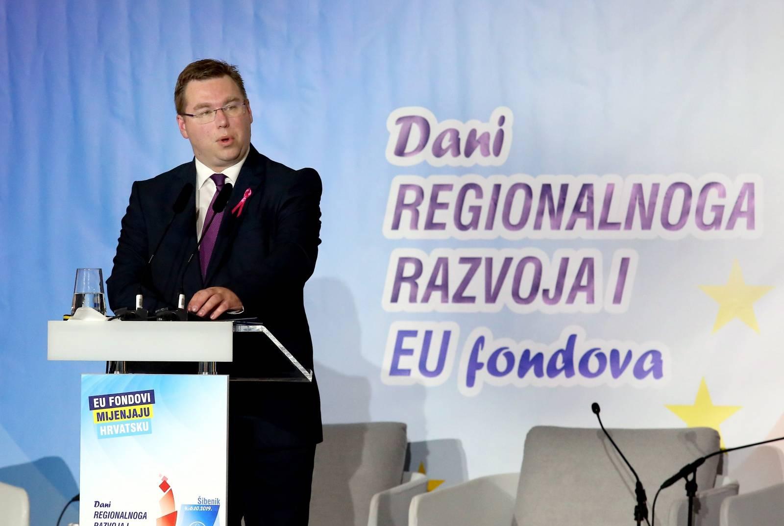 Šibenik: Premijer Andrej Plenković na Danima regionalnog razvoja i fondova EU