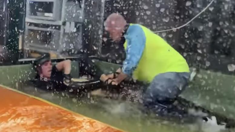 VIDEO Horor na rođendanu: Aligator zgrabio ženu, užasnuta djeca sve su gledala u šoku