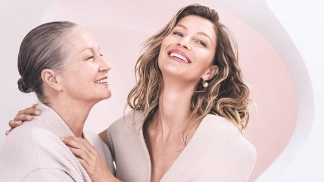 Gisele i njezina mama zajedno na kampanji za anti-age njegu