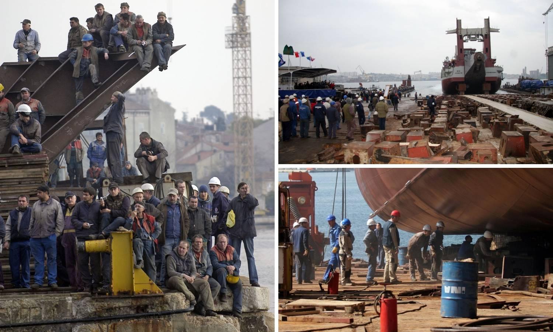 Muljanik - game over: Stečaj brodogradilišta sve je  izgledniji