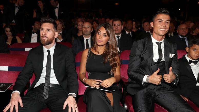 Kako 'maknuti' rivala: Ronaldo nikad nije glasovao za Messija