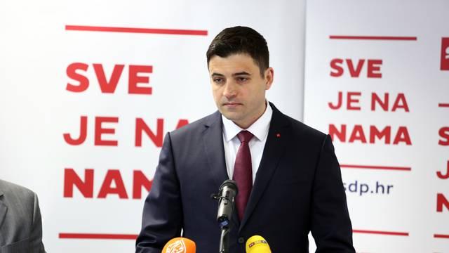 'Plenković i Vlada krivi su za pesimizam koji se širi zemljom'