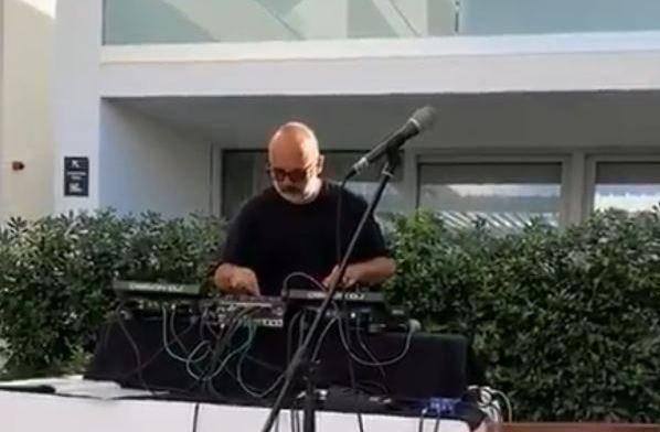 Cetinski je sad postao DJ TONYC: Nastupao u Lovrenovom hotelu