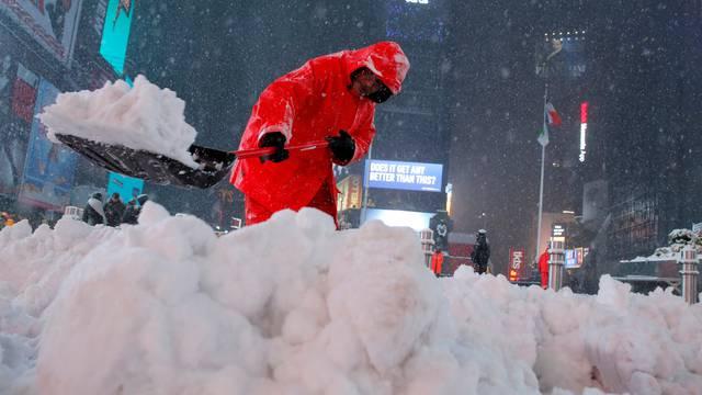 Silovita snježna oluja: Napadat će čak 61 centimetar snijega?