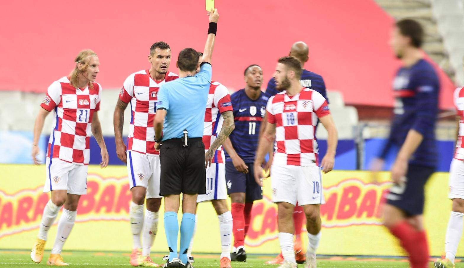 Ligue des Nations, la France bat la Croatie (4-2) au Stade de France à Paris