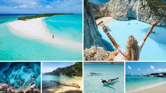 Top 10 prekrasnih plaža svijeta sa najčišćom vodom i prirodom