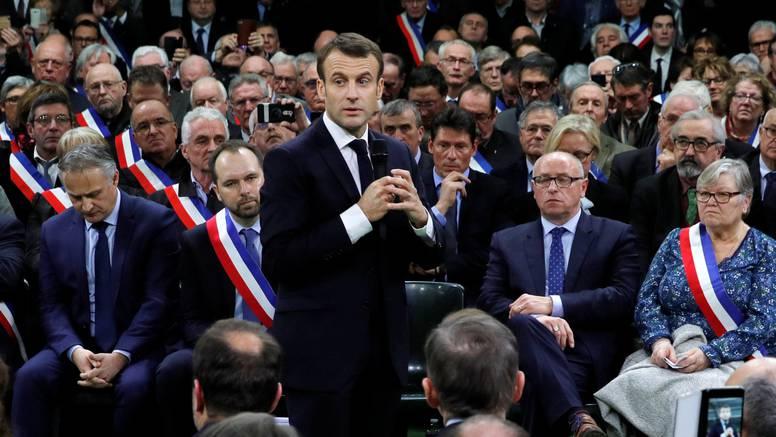 Macron poručio: O sporazumu o Brexitu više nema pregovora