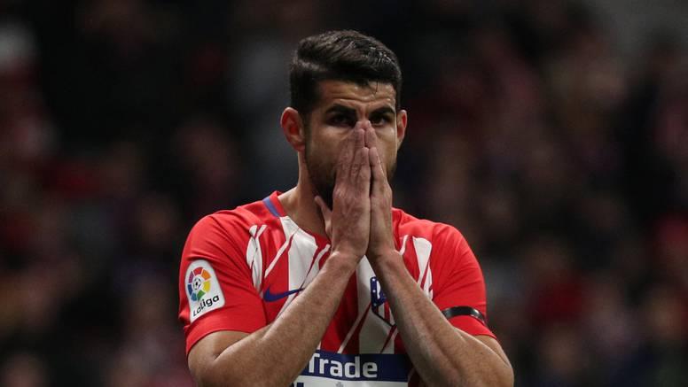 Diego Costa neće na travnjak do početka nove polusezone...