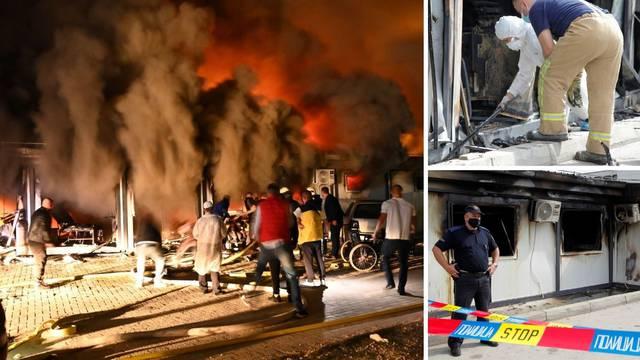 Nakon stravičnog požara u covid bolnici, ministar zdravstva i još dva čelnika dali su ostavke