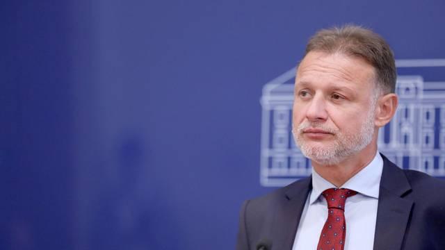 Zagreb: Gordan Jandroković održao konferenciju za medije
