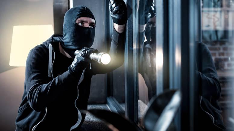 U 26 krađa ukrao oko 250 tisuća kuna, policija ga ipak uhvatila