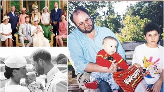 Meghan slomila oca: Nisam bio na krštenju unuka, a želio sam