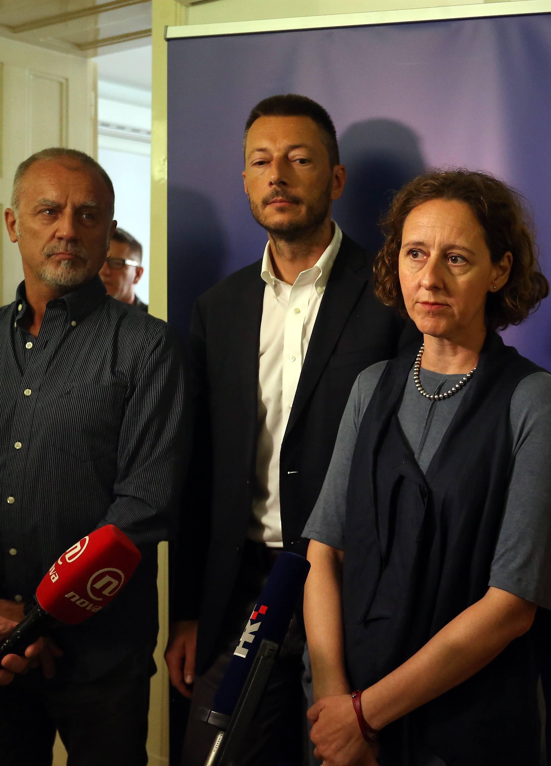 Zagreb: Ministrica Nina Obuljen Kor??inek odr??ala sastanak s umjetniÄ?kim udrugama o autorskim pravima