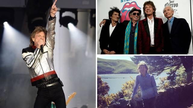 Mick Jagger se uhvatio glume: 'Nije dio života, ali baš uživam'