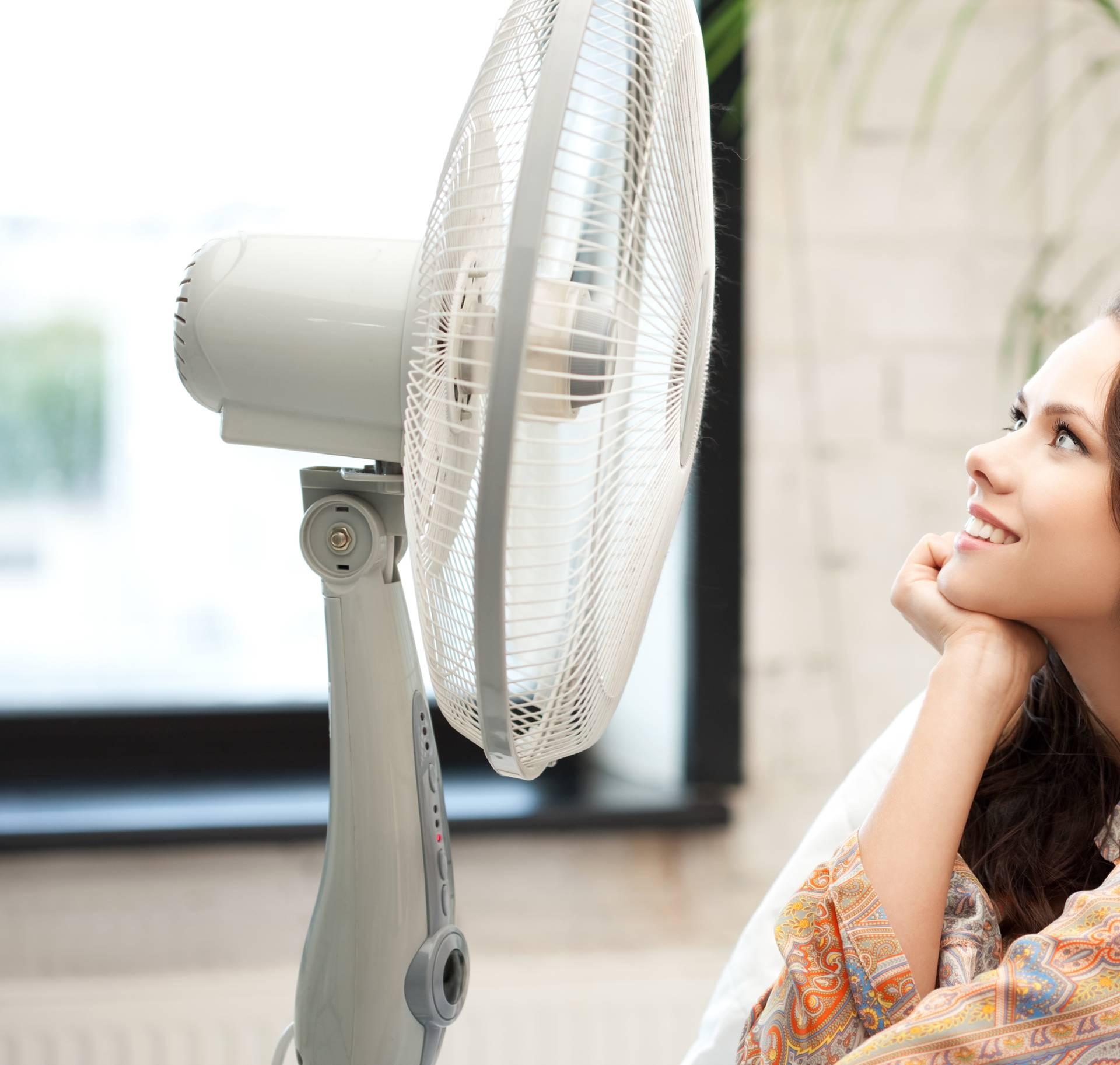 Pretvorite ventilator u klimu - rashladit ćete kuću jako brzo