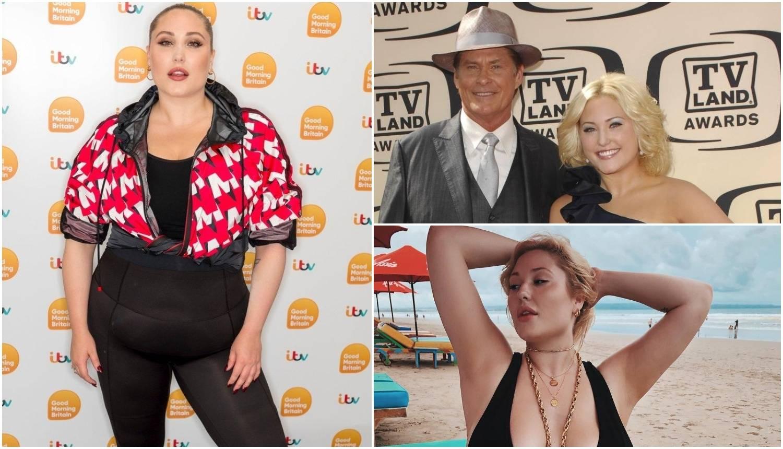 Mitch ne može biti ponosniji: Kći Hayley je plus size model