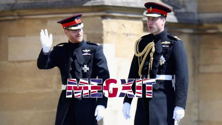 'William i Harry nikad nisu bili gori, kraljica se uzalud trudi...'