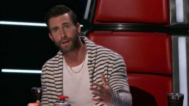 Pjevač Adam Levine izbačen iz 'Voicea' zbog bahatih ispada?