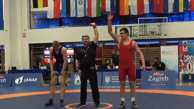Sin Zorana Milanovića osvojio zlato na jakom turniru u Srbiji!