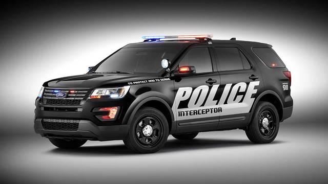 S njim nema dogovora: Fordov pametni auto sam piše kazne