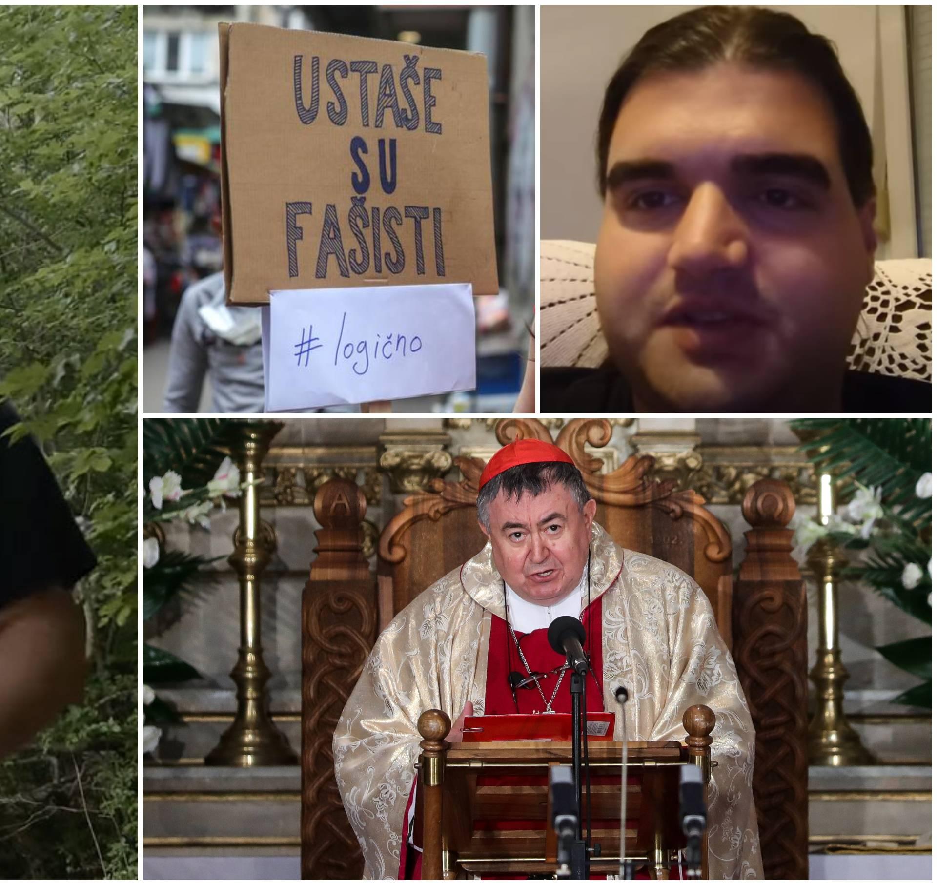 'Treba vas sve zapalit': Prijetio kardinalu sjekirom i opsovao ga