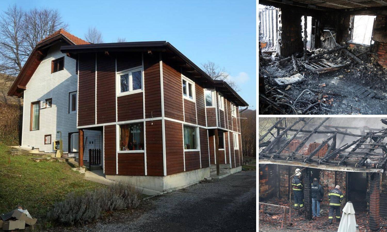 Uhićeni vlasnici 'doma strave' u kojem je izgorjelo šest ljudi