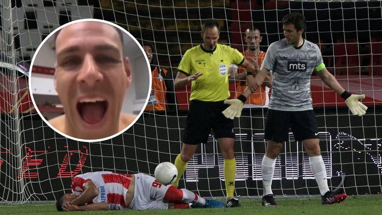 Zvezdaš golmanu Partizana: Pa siluj sad Mustafa bre, siluj ajde!