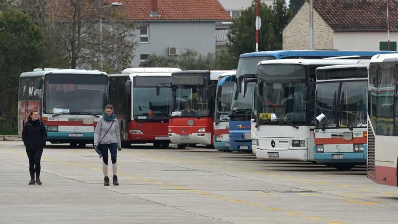 Građani će moći i dalje putovati javnim prijevozom, no kontrole će biti na izlazu iz županije