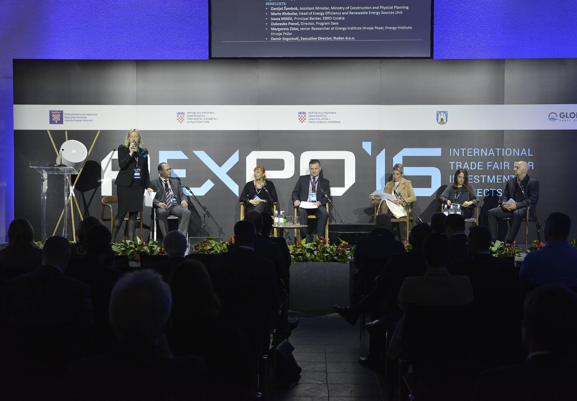 REXPO 2016: Sredstva za održivu gradnju su osigurana