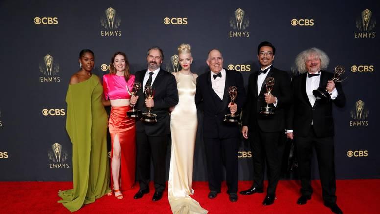 Serije 'Kruna', 'Damin gambit' i 'Ted Lasso' pokorile su Emmyje