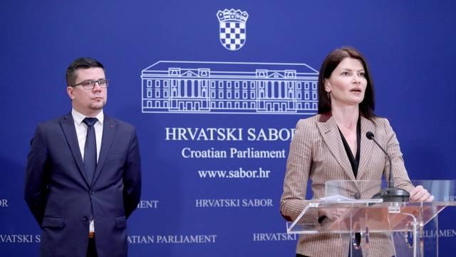 Zagreb: Glasovac i Hajduković na konferenciji SDP-a