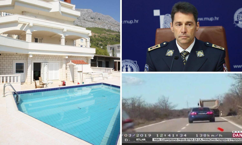 Najbogatiji policajac ima vilu na 6 katova, ukrali mu zlato...