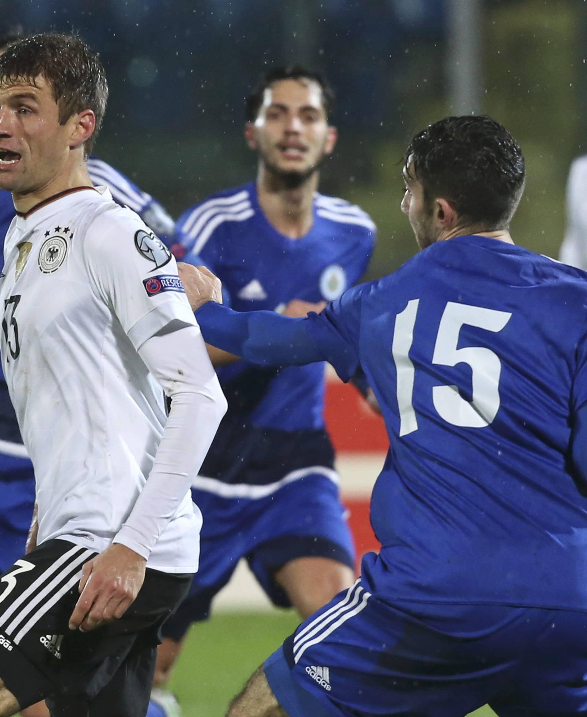 San Marino v Germany - 2018 World Cup Qualifying European Zone