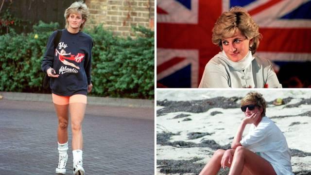Za 350.000 kn prodali majicu u kojoj je princeza Diana vježbala