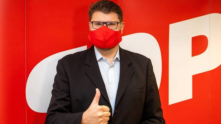 Peđa Grbin novi je šef SDP-a