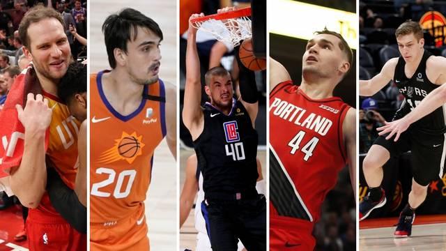 Koliko zarađuju Hrvati u NBA-u? Šarić je potpisao ugovor života