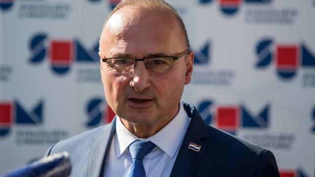 Grlić Radman i Čović o izborima