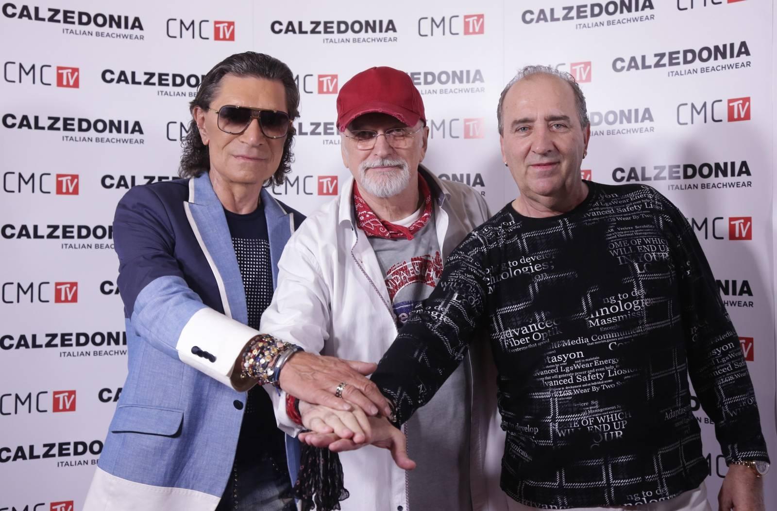 Vodice: Izvođači iza pozornice 11. CMC festivala