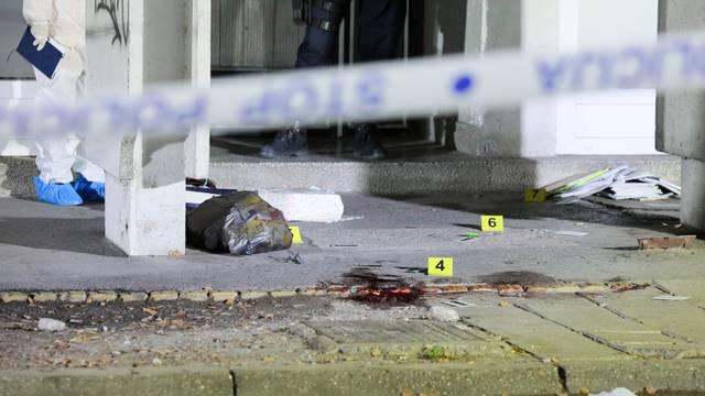Osijek: Muškarac nožem nasrnuo na ženu i njezinu kći i teško ih ozlijedio