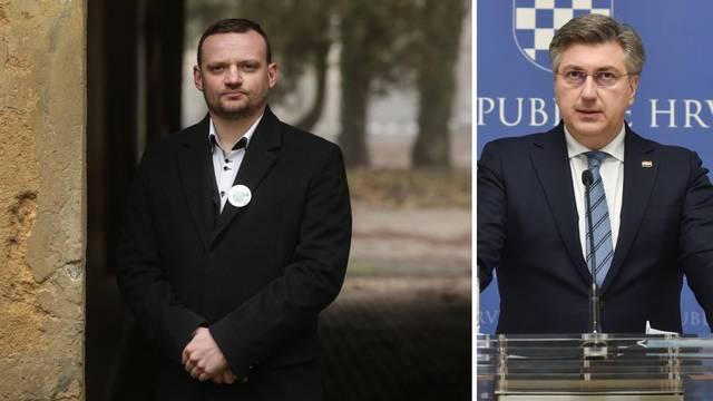 Plenković prozvao zviždača koji je razotkrio Tušeka: Dva puta je snimao, krasna politička kultura