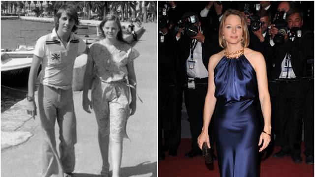 Jodie Foster je zbog Jadrana Lazića posjetila Split: Bila je to simpatija, mladenačko druženje